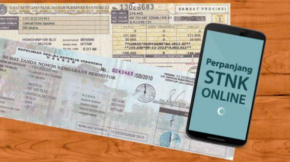 Cara Cek Pajak Motor Online via Web Aplikasi SMS Tiap Wilayah