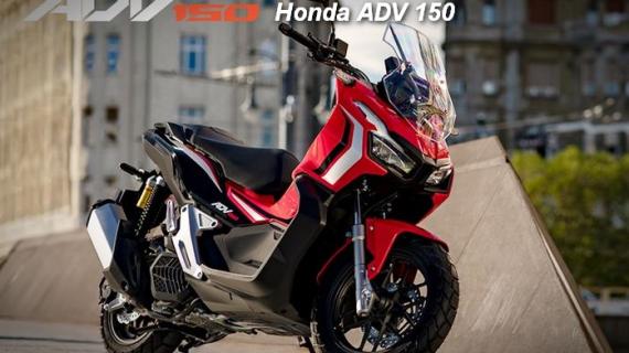 Spesifikasi Kemegahan Motor Honda ADV 150
