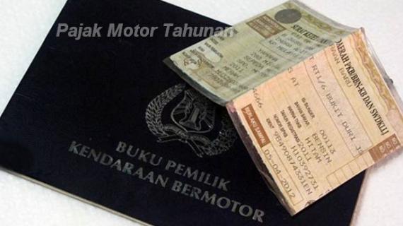 Syarat Bayar Pajak Motor Tahunan dan 5 Tahunan
