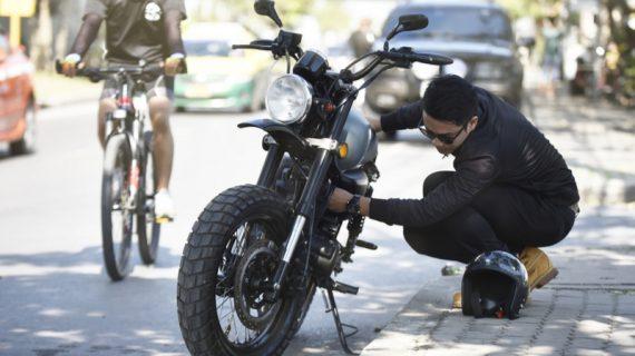 Pemicu Sepeda Motor Brebet