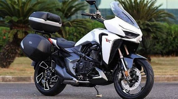 Tipe Dari Sepeda Motor Sport Tourer