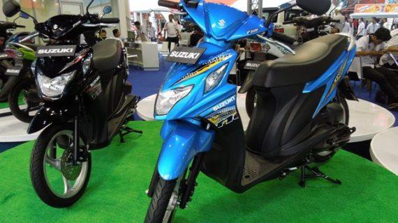 Spesifikasi Terbaru Motor Suzuki Nex FI