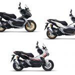 Varian Warna Baru Untuk Motor Honda ADV150